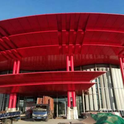 天津氟碳幕墙铝单板生产厂家