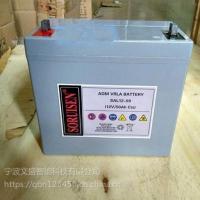 索润森蓄电池SAL12-120代理价格\详细说明