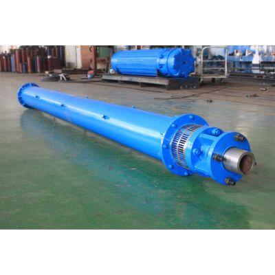 卧式立式斜式都可以安装的井用河道用深井潜水泵就在天津奥特泵业
