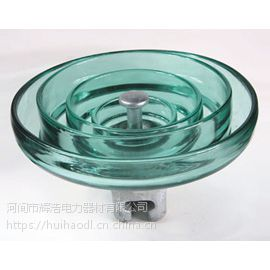 35KV钢化玻璃绝缘子 LXP-70标准型盘形悬式玻璃绝缘子