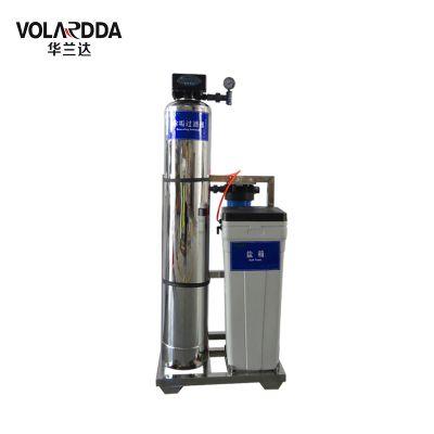 晨兴厂家设计生产半自动式2至4级多重净化过滤设备 提高生活饮用水质安全
