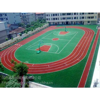 人造草坪篮球场专业环保