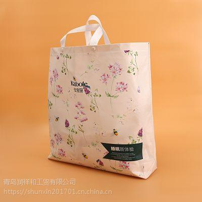 哈密无纺布购物袋环保理念用心选材精细制作无污染