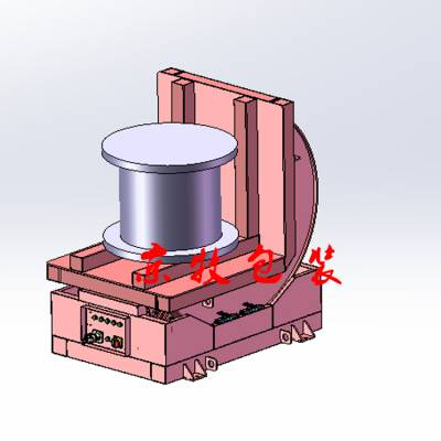 JM21-FZ钢卷翻转机90度翻转机液压翻转机
