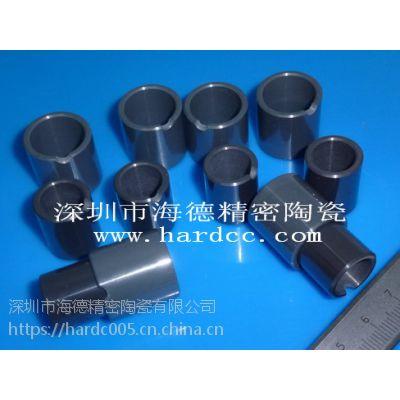 耐高温耐摔耐磨氧化锆套,耐磨氧化铝套、圆棒加工,陶瓷加工