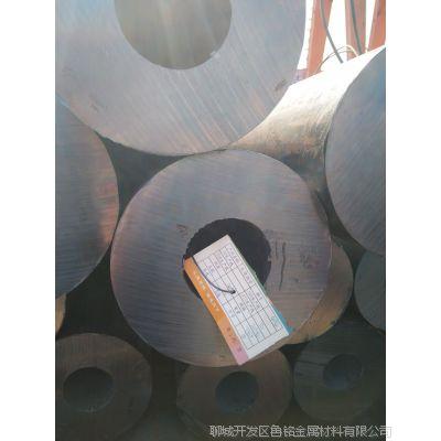 现货销售40CrMo大口径合金管 合金无缝管厂家 山东聊城厚壁钢管
