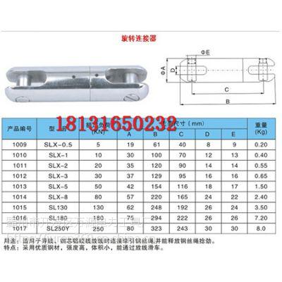 万源 优质1T/3T/5T/8T/电缆/旋转连接器/转环/万向环