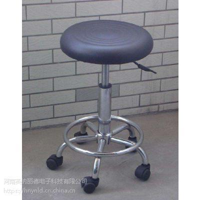 1.10 河南郑州开封实验凳 PU 无孔圆椅面边中央台药品试剂柜通风橱 厂家