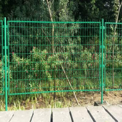 茂名市政公路防爬围栏 路中钢丝网护栏 马路车道分隔护栏网厂家