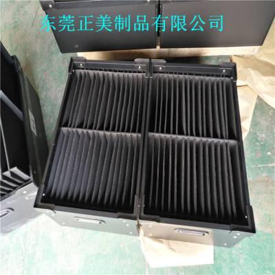 广州pp中空板箱 正美厂家塑料万通板刀卡 番禺瓦楞PP空心板