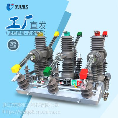 ZW32-12GG双隔离双电源真空断路器