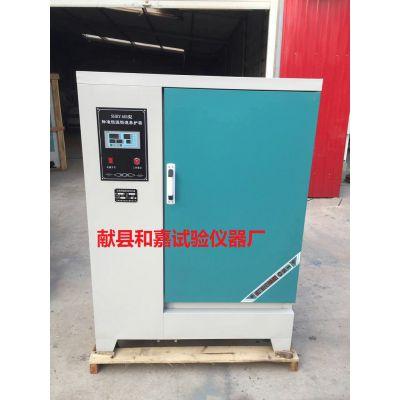 甘肃YH-40B型混凝土标准养护箱,标准混凝土试块养护箱