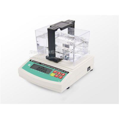 厂家优惠DahoMeter达宏美拓高精度铜基含油率与密度测试仪DE-150V