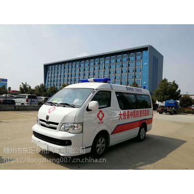 东正厂家直销金杯海狮殡仪车国V5070×1690×2225