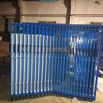 立式抽屉式板材存放架产家 薄板货架 青岛抽屉式货架品牌 030210