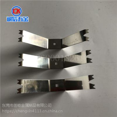 喷油漆机夹具治具挂具弹片 按要求开模具订做各类不锈钢五金冲压件CY357