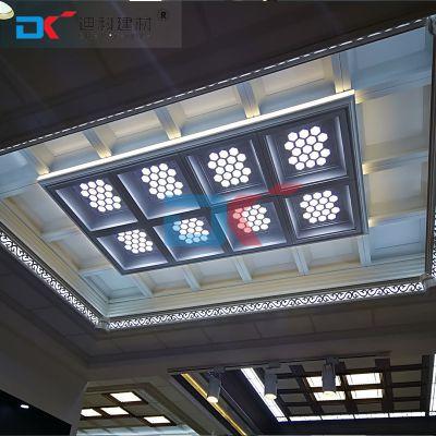 广东铝单板厂家供应艺术吊顶铝单板 印花铝扣板