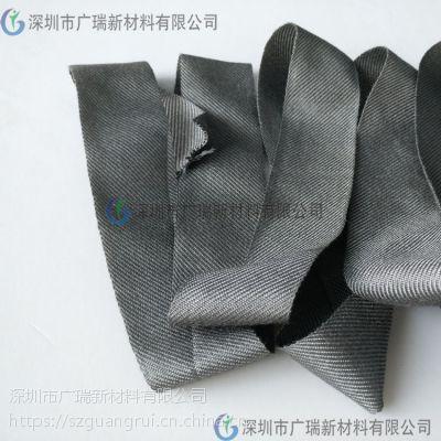 阻燃耐高温金属带、高温金属布,不锈钢金属带,玻璃行业特供专用