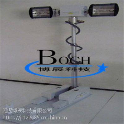 博辰FC-32 T形倒伏平台 云台升降支架 车载监控设备