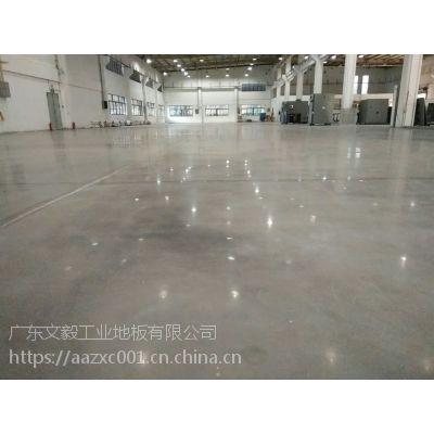 惠州龙门水泥地起灰处理 厂房水泥地打磨抛光 车间地面无尘硬化