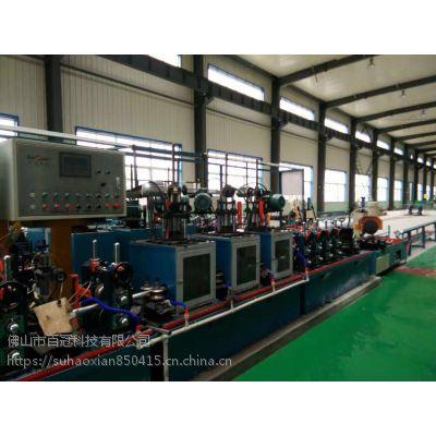 各种规格的的 高频焊管机组 焊管设备制管机 不锈钢工业焊管机 制管机械设备