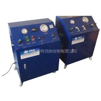 菲恩特气动液体增压系统 ZTS系列超高压气动液压设备