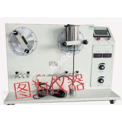 电源线弯曲寿命试验机 电源线弯曲寿命试验装置 图为仪器