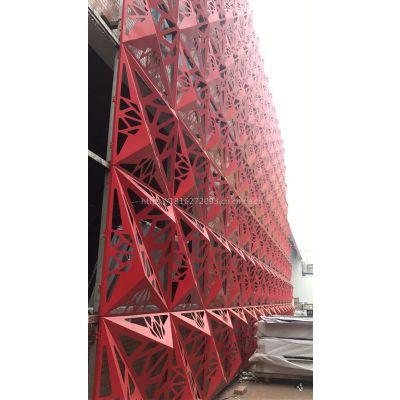 广州厂家定做3mm厚雕花铝单板,幕墙雕花铝单板尺寸