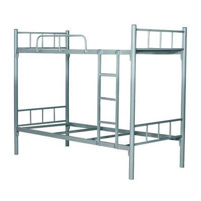 厂家直销 加固加厚螺丝上下床 学生公寓高低床 简约现代员工宿舍高低铁架床