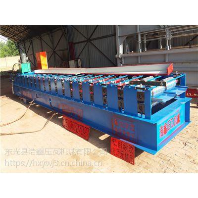 河北浩鑫全自动760型全自动压瓦机 河南客户特定机器设备