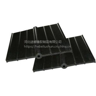 天然橡胶止水带 使用范围 中埋式 背贴式 外贴式止水带