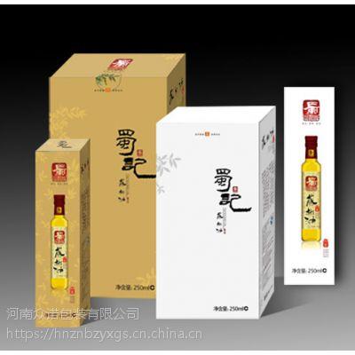 河南众诺酒盒生产厂家 可定做各种高中低档酒盒