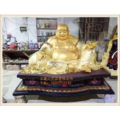 正圆工艺弥勒佛厂家,佛教弥勒佛菩萨生产定做厂家,木雕铜雕佛像厂