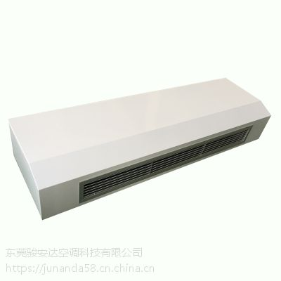 明装风道管 卧式明装机 2匹冷暖水空调末端厂家批发