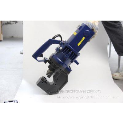 电动打孔机 新型手拿钻机 钻孔光滑无毛槎 快捷出孔 雨成机械手电钻
