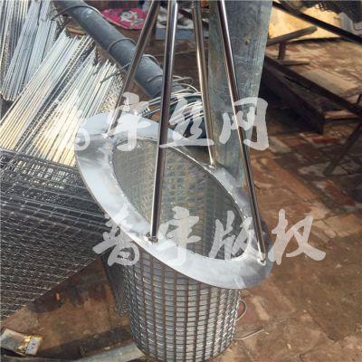 品牌普宇材质不锈钢316L提篮式滤筒篮式过滤器滤网