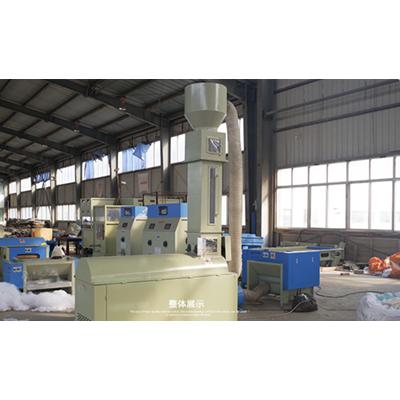海一进机械小颗粒珍珠棉机 生物绒填充机 品质保障 家纺机械
