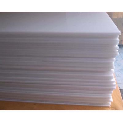 生产加工各种规格耐腐蚀PP板无毒无味耐冲击PP塑料板