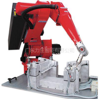 广东力生非金属内饰件激光切割机器人 CO2激光器导光臂机器人切割非金属解决方案