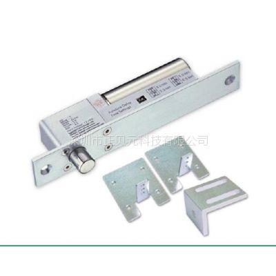 SL-100DA硅钢锁 自动门专用欧标磁力锁 正贝元厂家直销