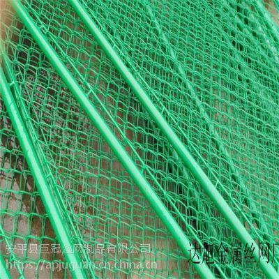 网球场护栏网@球场围网@绿色运动场围网