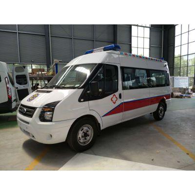 全顺救护车生产厂家,福特v348救护车