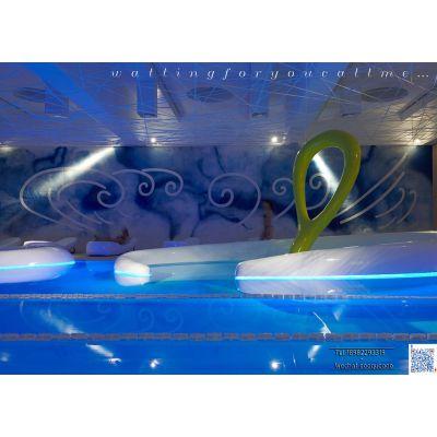 成都泳池装修设计 成都健身房泳池装修设计
