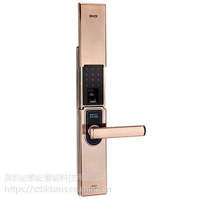 K-1801智能锁(红古铜)-智能锁供应-深圳必凯必