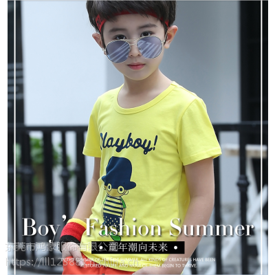 厂家直销的广州特价5元童装尾货低价童装货源广州童装批发市场在哪里有服装市场