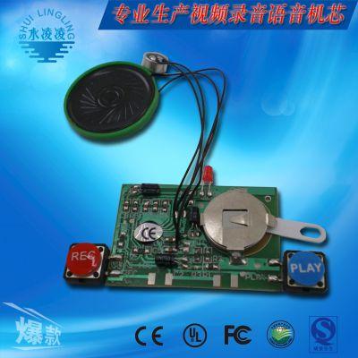 录音相册 录音笔 录音早教机 录音手表 录音玩具录音方案开发