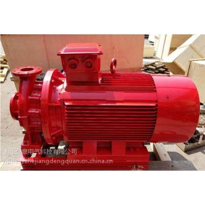 XBD-W系列卧式单级消防泵XBD12.0/10G-W卧式喷淋泵37KW上海水泵厂家