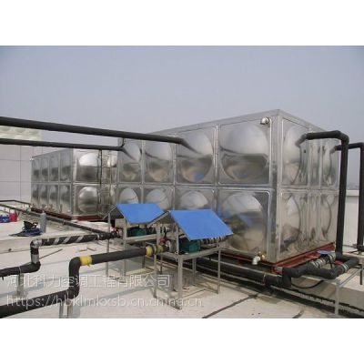 内蒙不锈钢无菌水箱 不锈钢生活水箱 消防不锈钢水箱定制