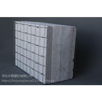 卉原非承重填充珍珠岩复合保温板——建筑保温一体化