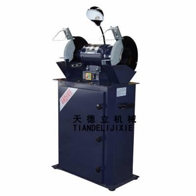 天德立M3330除尘式砂轮机2.2KW吸尘式砂轮机